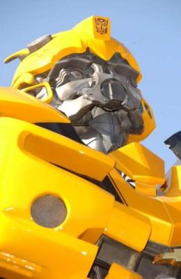 Fototapeta Transformers