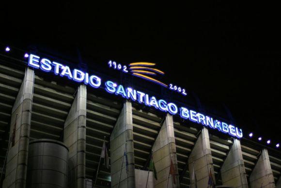 Fototapeta stadion Realu Madryt
